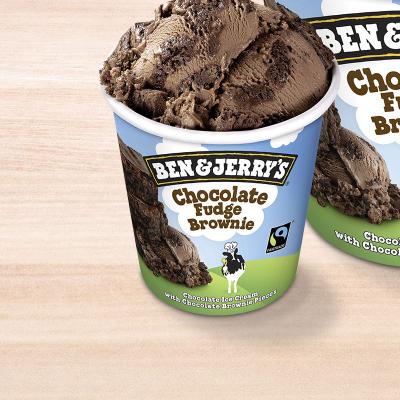 Ben & Jerry´s *G,GL,C Chocolate Fudge Brownie