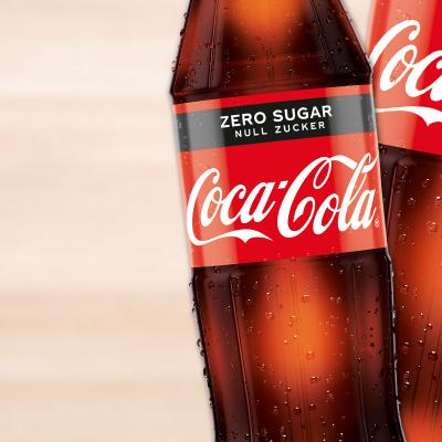 Coca Cola Zero *7 1 Liter